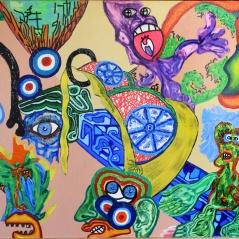 Mind minds mystic carnaval